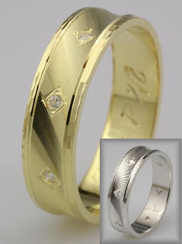 Snubní prsteny LSP 2268