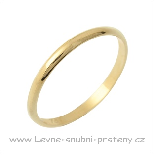 Snubní prsteny LSP 2280