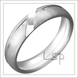 Snubní prsteny LSP 2287