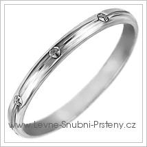 Snubní prsteny LSP 2295