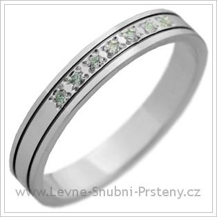 Snubní prsteny LSP 2299