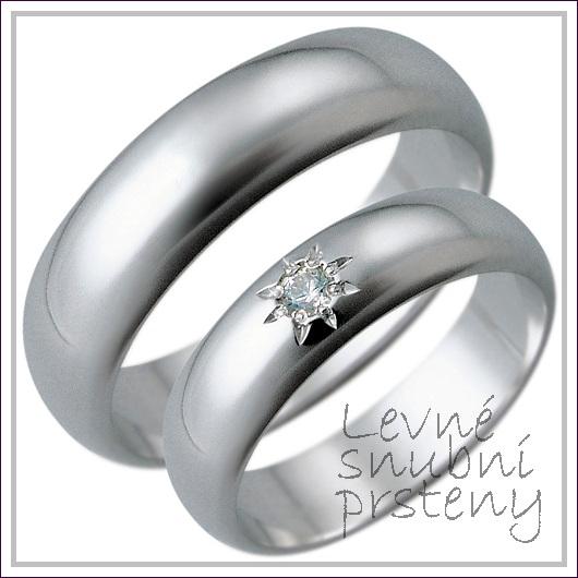 Snubní prsteny LSP 2305