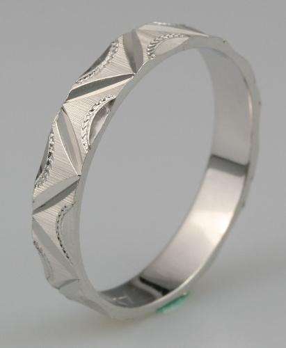 Snubní prsteny LSP 2308