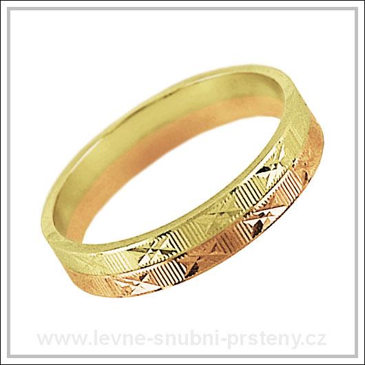 Snubní prsteny LSP 2314
