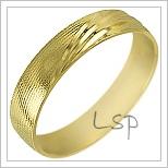 Snubní prsteny LSP 2318