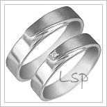 Snubní prsteny LSP 2325