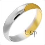Snubní prsteny LSP 2329