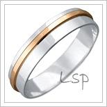 Snubní prsteny LSP 2333