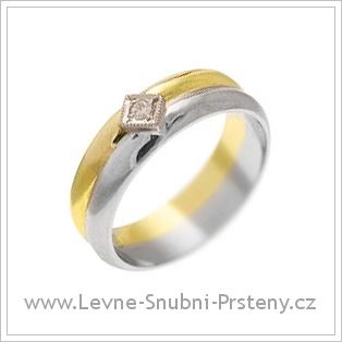 Snubní prsteny LSP 2351