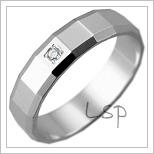 Snubní prsteny LSP 2354