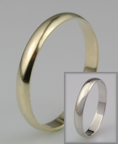 Snubní prsteny LSP 2362