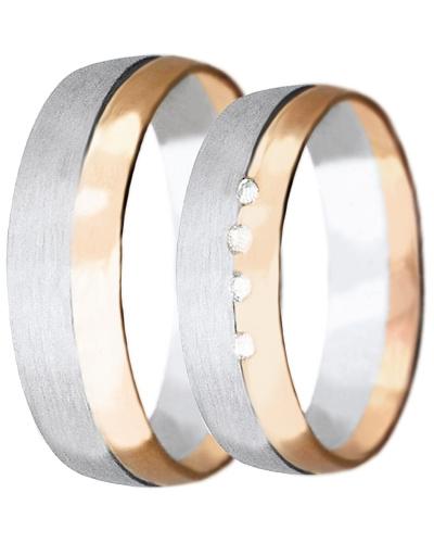 Snubní prsteny LSP 2370