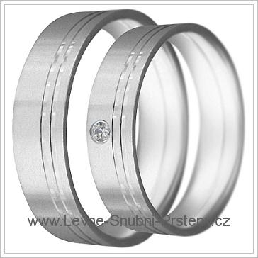 Snubní prsteny LSP 2377