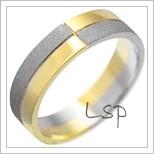 Snubní prsteny LSP 2378
