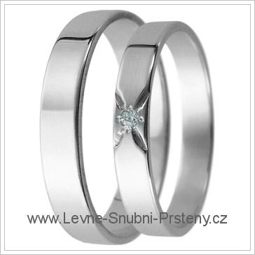 Snubní prsteny LSP 2381
