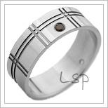 Snubní prsteny LSP 2393