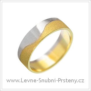 Snubní prsteny LSP 2395