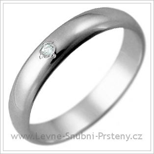 Snubní prsteny LSP 2398