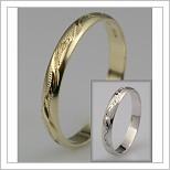 Snubní prsteny LSP 2409