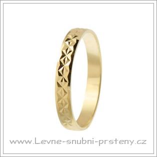 Snubní prsteny LSP 2412