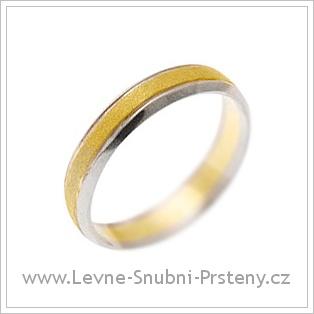 Snubní prsteny LSP 2421