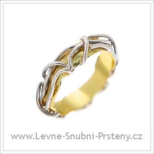 Snubní prsteny LSP 2437