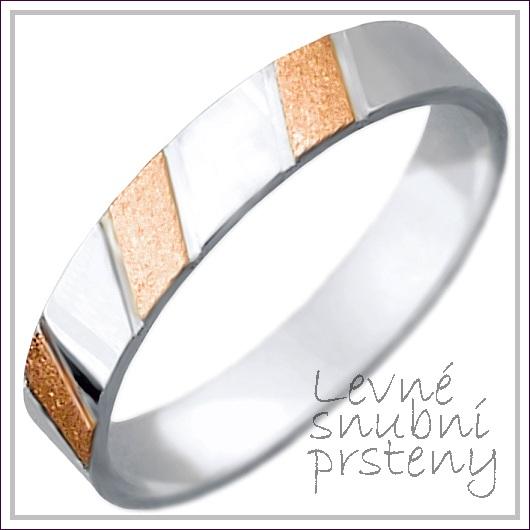Snubní prsteny LSP 2439