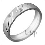 Snubní prsteny LSP 2445