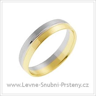 Snubní prsteny LSP 2456
