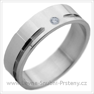 Snubní prsteny LSP 2458