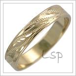 Snubní prsteny LSP 2462