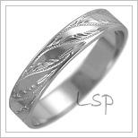 Snubní prsteny LSP 2462b