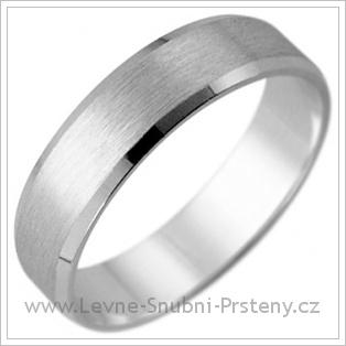 Snubní prsteny LSP 2472