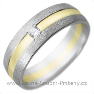 Snubní prsteny LSP 2477