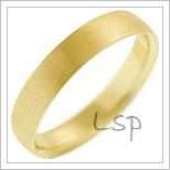 Snubní prsteny LSP 2480