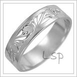 Snubní prsteny LSP 2490b