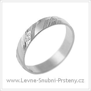 Snubní prsteny LSP 2491