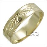Snubní prsteny LSP 2492
