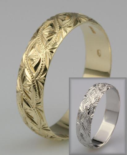 Snubní prsteny LSP 2494