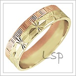 Snubní prsteny LSP 2499