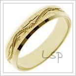 Snubní prsteny LSP 2500