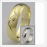 Snubní prsteny LSP 2511