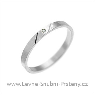 Snubní prsteny LSP 2516