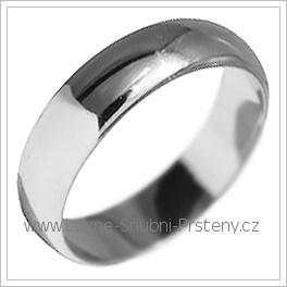 Snubní prsteny LSP 2520b žluté zlato