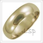 Snubní prsteny LSP 2522