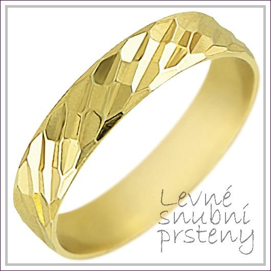 Snubní prsteny LSP 2525