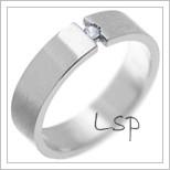 Snubní prsteny LSP 2534