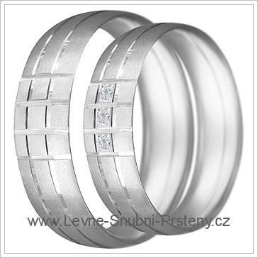 Snubní prsteny LSP 2537