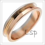 Snubní prsteny LSP 2540