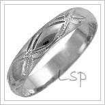 Snubní prsteny LSP 2541b